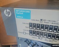 Switch hp 1410-24G, j9561A