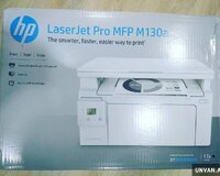 printer: HP LaserJet Pro MFP M130a