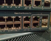 Switch cisco ESW 520 24-port-PoE