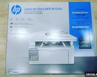 PRİNTER: HP LaserJet Pro MFP M134fn