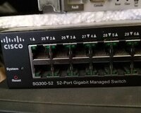 Cisco SG300-52 port gigabit