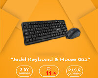 keyboard Mouse G11