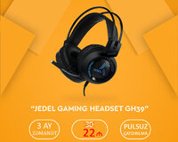 Headset GAMING GH39