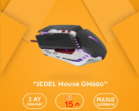 Gaming Mouse GM660