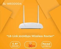 LB-Link Router/wireless N Acce BL-WR2000A 300 Mbps