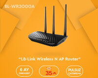 LB-Link Router/wireless N Acc BL-WR3000A 300 Mbps