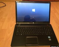 HP ENVY core i7 +8 gb ram / video kart 2 gb nvidia