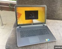 HP envy Core i5 + 8 gb ram / 17.3 EKRAN FULL HDD