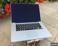 Macbook pro retina+ CORE I7 /16 gb ram /512 GB ssd