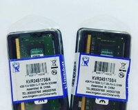 ddr4 4gb kingston ramlari