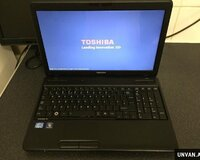 Toshiba Core i3 + 4 gb ram / 320 gb hdd