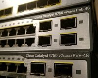 Cisco switch 3750V2-PoE48
