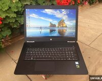 HP Core i7 7700HQ + 16 gb ram / NVIDAI GT 1050Ti