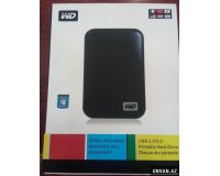 WD 2, 5 Usb 3, 0 Sata box