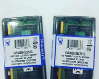 DDR1 1Gb Notbuk ramı Orginal Kingston