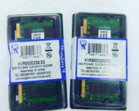 DDR2 2gb notebook ramlari