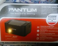 Pantum P2500W Black printer