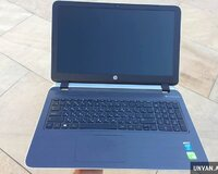 HP envy Core i7 + 16 gb ram /4 gb video kart