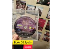 PS3 Oyun Diski Book Of Spells