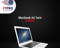 Macbook Air satışı Macbook Air sifarişi