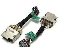 HP 15 Series power jack