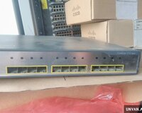 "Switch ""Cisco 3750G-12S-S"