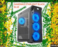 GAMEMAX STARLIGHT BLACK BLUE