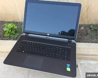 HP ENVY Core i7 + 16 gb ram / 4 gb video kart