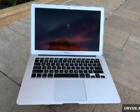 Macbook air 13.3 Core i7 + 256 gb ssd . teze kimi