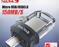 Sandisk Otg 32 Gb Usb 3.0 Flaskart android ucun