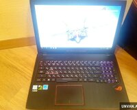 Asus rog 7700HQ / core i7 / 16 gb ram tep tezze