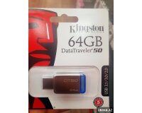 Kingston 64 Gb Usb 3.0 Datatravel G50 Flaşkart