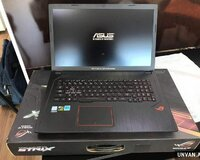 Asus rog 7700HQ + Core i7 / 16 gb ram/ teze