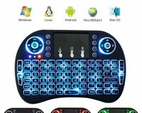 Mini keyboard sensorlu
