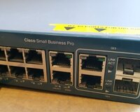 Switch cisco ESW 520 24 - PoE