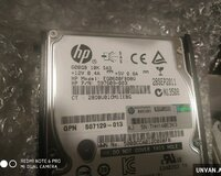 Hdd hp 600 Gb