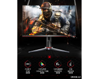 Aoc c24g1 24 1ms 144Hz hdmi/dp/vga Full hd Gaming