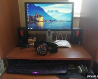 Core i5 3.6 Ghz - 22 Led Dell monitor