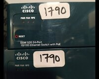 Switch cisco 24-poe