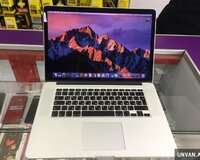 Apple Macbook pro 15.4 Retina +Core i7 +16 gb ram
