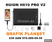 Qrafik planset qrafik tablet satishi