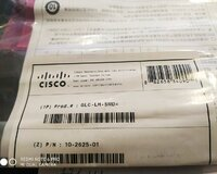 Sfp cisco glc-lh-smd