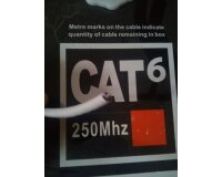 Şəbəkə naqili (kabel) lan cable cat6 ftp indoor