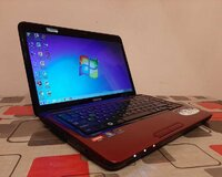 Toshiba red Notebook