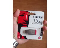 Fləşkart Kingston 32 gb Usb 3.0 dt50