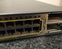 Cisco switch 3750-e-24
