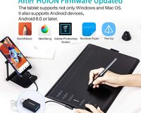 Huion qrafik planset