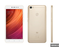 Xiaomi Redmi Note 5A Prime (Gold, 3GB, 32GB)