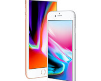 Apple iPhone 8 (2GB, 64GB, Silver)