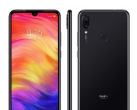 Xiaomi Redmi Note 7 Black, 128GB